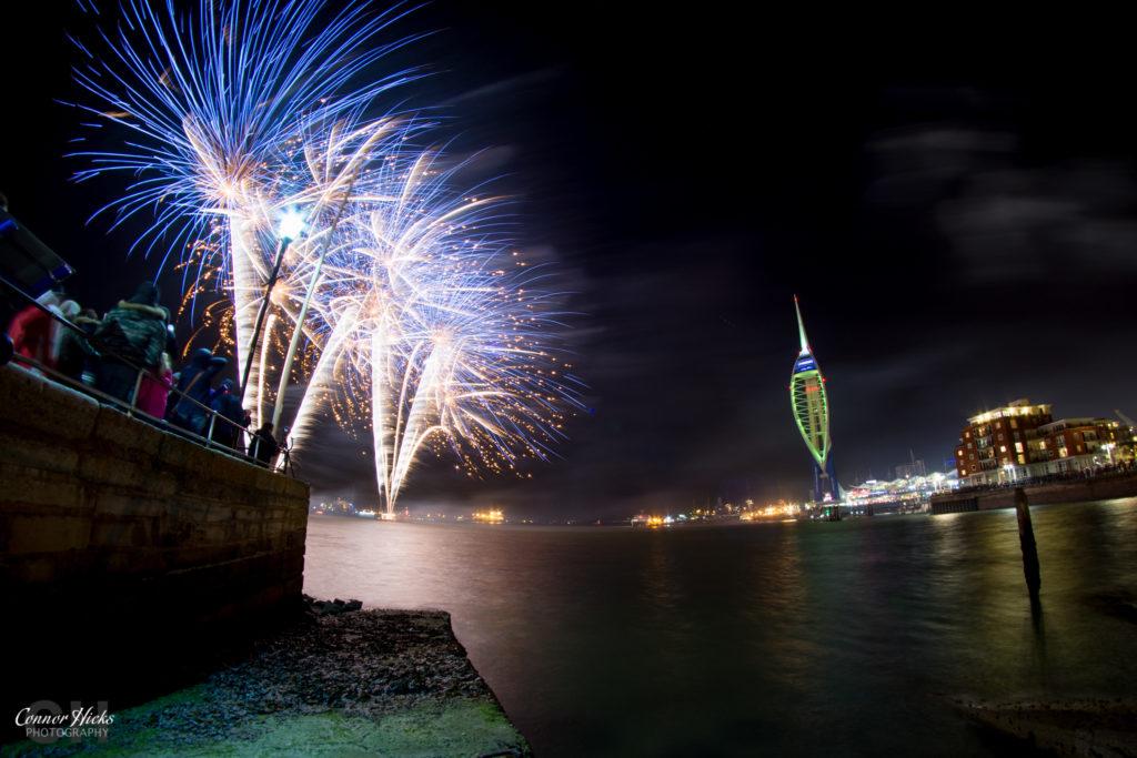 Gunwharf Fireworks 2015 1024x683 Gunwharf fireworks display