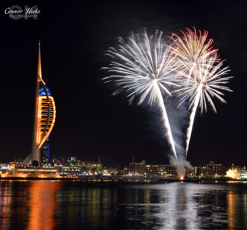 DSC 004333333334 1024x952 Gunwharf fireworks display