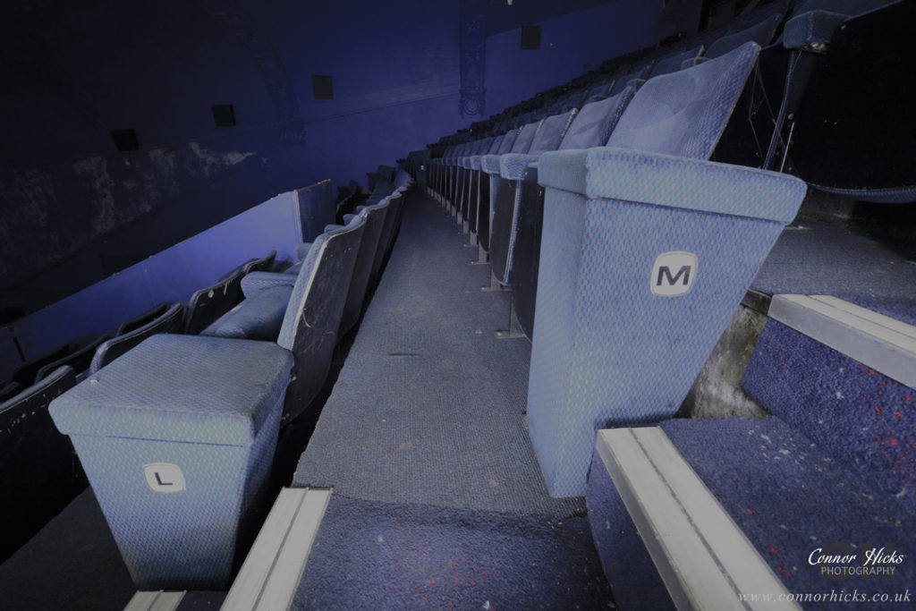 Portsmouth Hampshire Urbex Photography Odeon Cinema Northend  1024x683 Odeon Cinema, Portsmouth