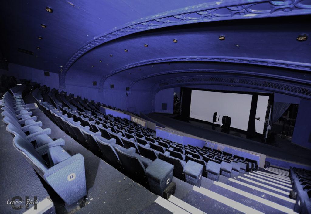 Portsmouth Hampshire Urbex Photography Odeon Cinema Northend Main Screen 1024x705 Odeon Cinema, Portsmouth
