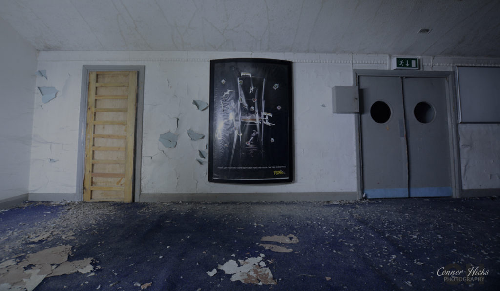 Portsmouth Hampshire Urbex Photography Odeon Cinema Northend Poster 1024x595 Odeon Cinema, Portsmouth