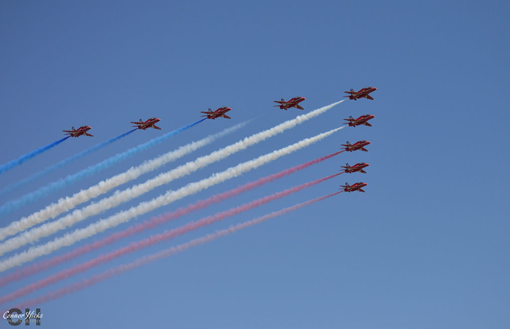 D Day 70 Portsmouth Southsea Hampshire Photography Photographer Red Arrows 11 1024x660 D Day 70 Commemorations, Southsea
