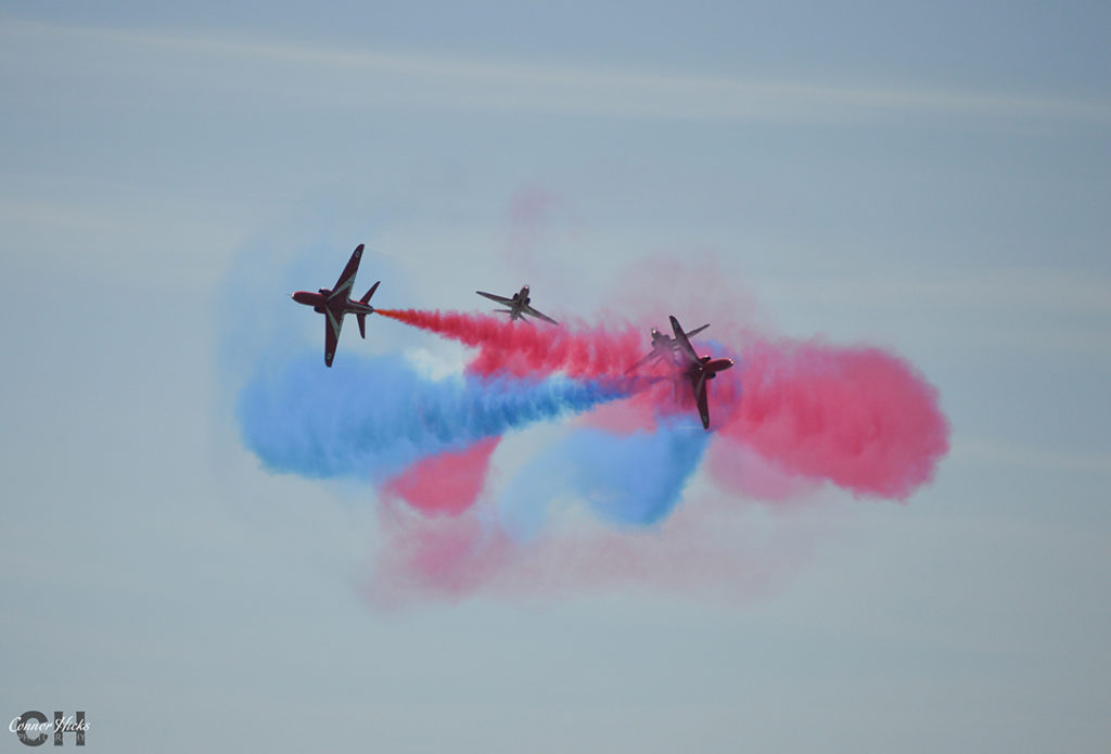 D Day 70 Portsmouth Southsea Hampshire Photography Photographer Red Arrows 2 1024x695 D Day 70 Commemorations, Southsea