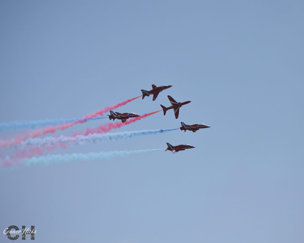 D Day 70 Portsmouth Southsea Hampshire Photography Photographer Red Arrows 4 1024x821 D Day 70 Commemorations, Southsea