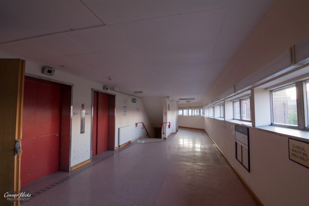 Haslar Hospital Lift Area 1024x683 The Royal Hospital Haslar, Gosport