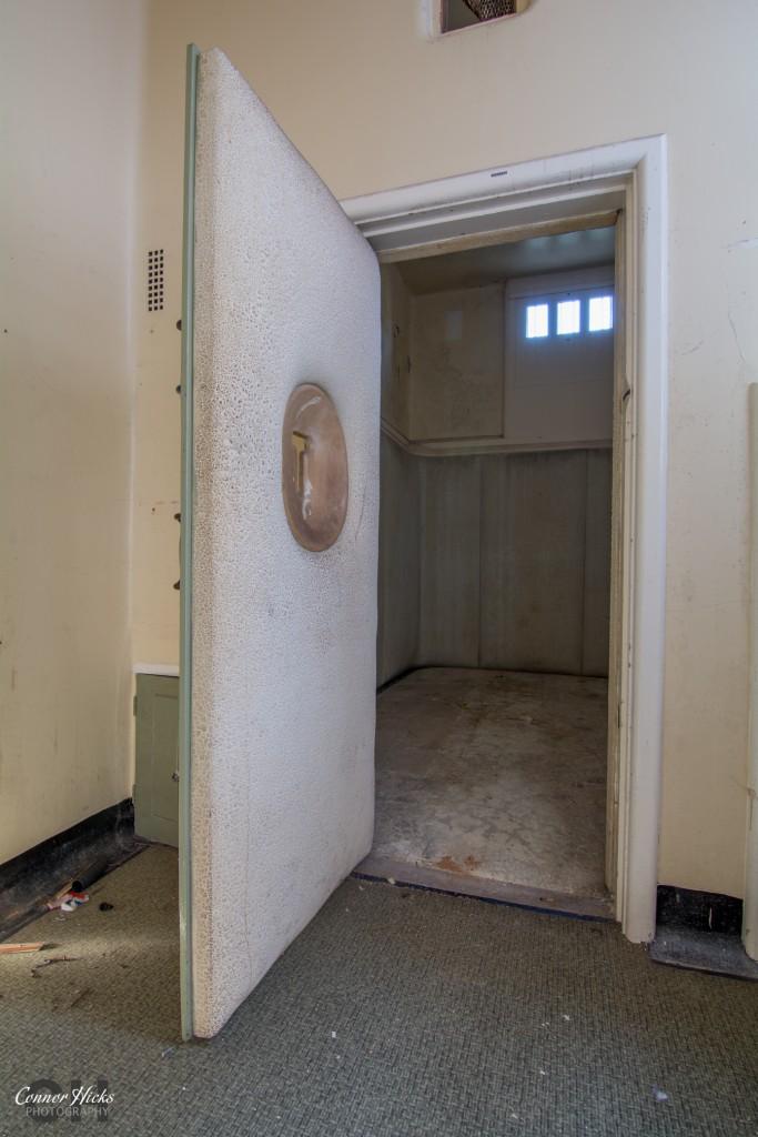 Haslar Urbex Padded Cell 683x1024 The Royal Hospital Haslar, Gosport