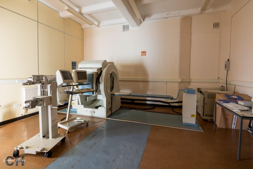 Haslar Urbex Scanner 1024x683 The Royal Hospital Haslar, Gosport