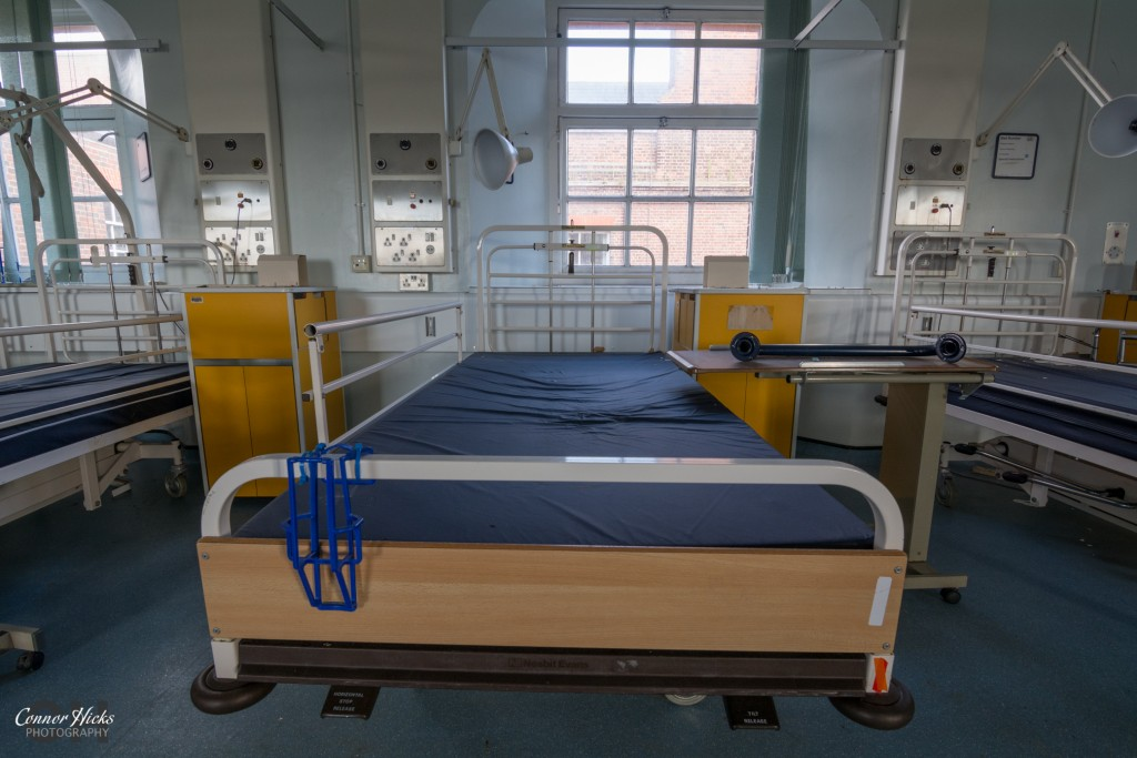 Urbex Haslar Hospital 1024x683 The Royal Hospital Haslar, Gosport