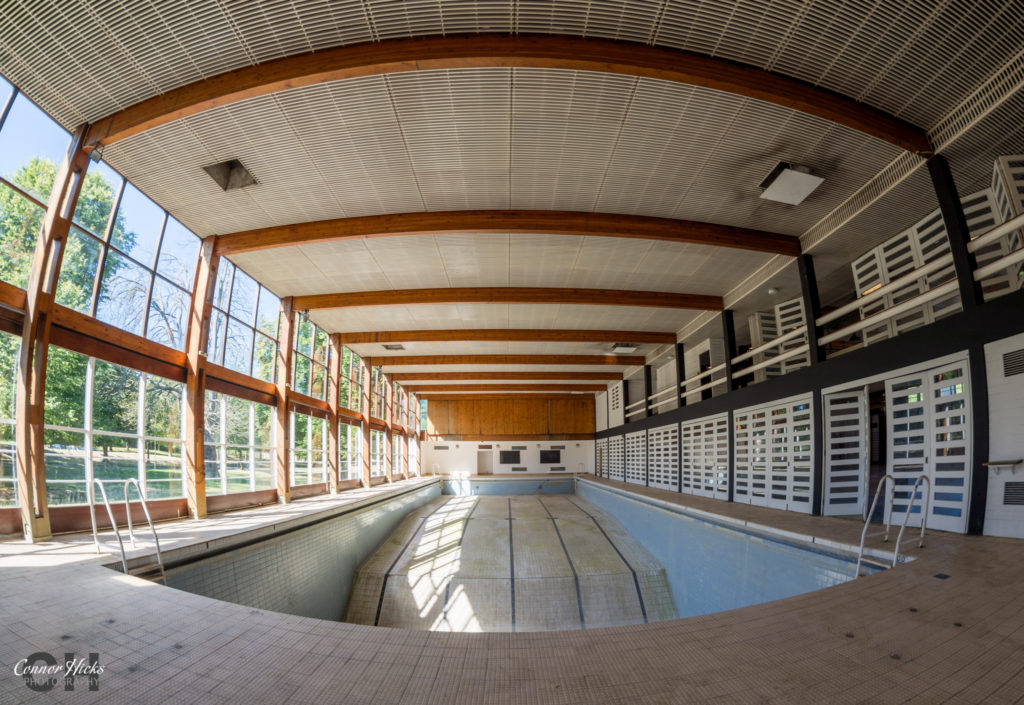Carmel College Oxford Urbex Swimming Pool 1024x705 Carmel College, Oxfordshire