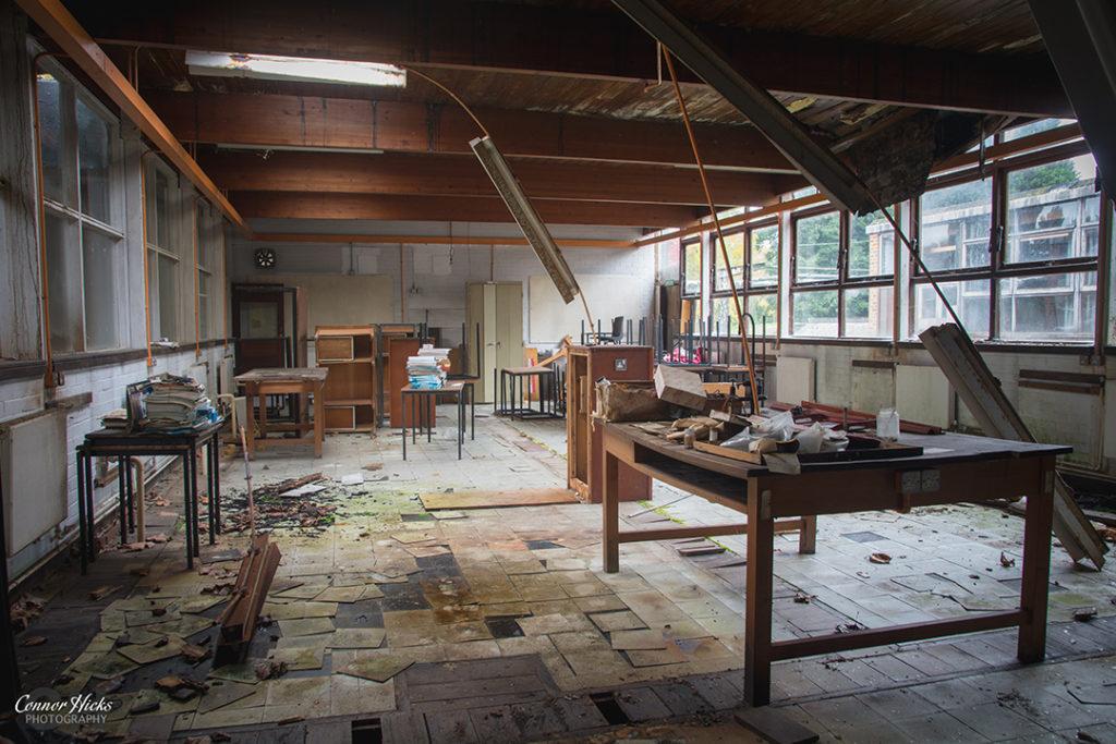 Carmel College Oxfordshire Lab Urbex Science 1024x683 Carmel College, Oxfordshire