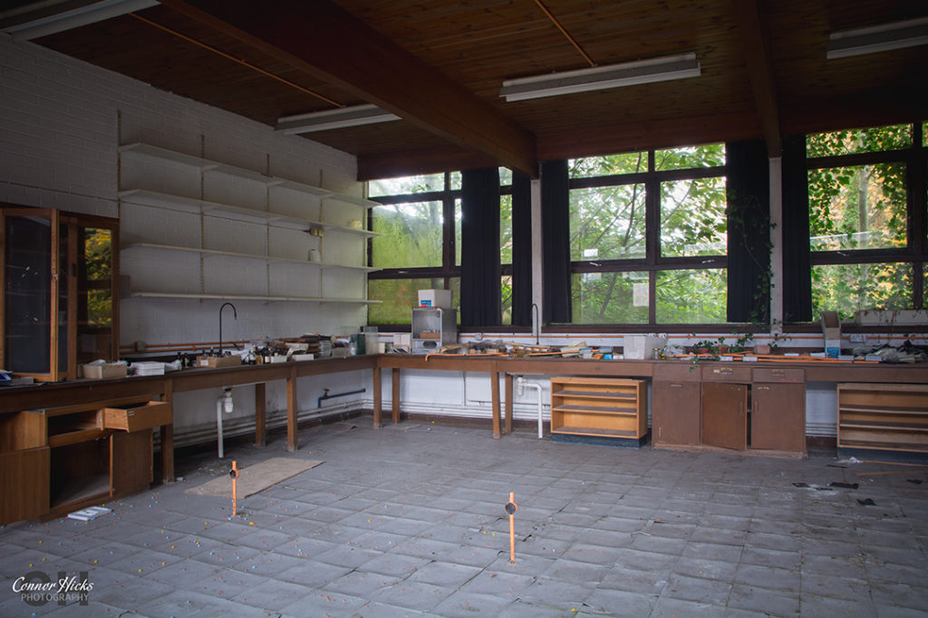 Carmel College Science Lab Urbex 1024x683 Carmel College, Oxfordshire