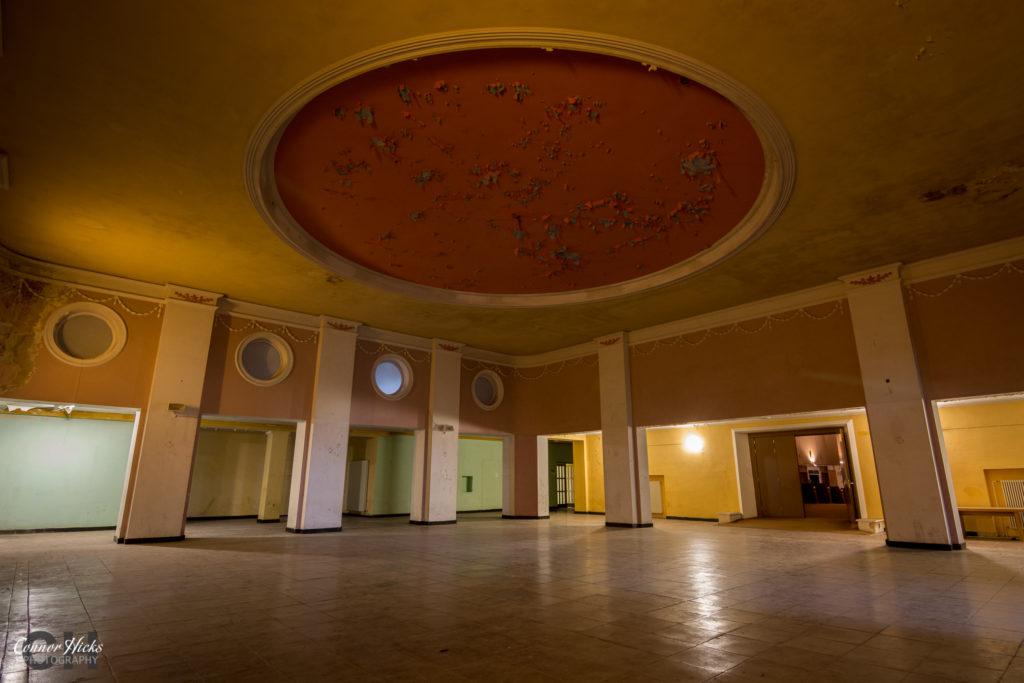 Haus Der Offiziere foyer  1024x683 Haus Der Offiziere, Germany (Permission Visit)