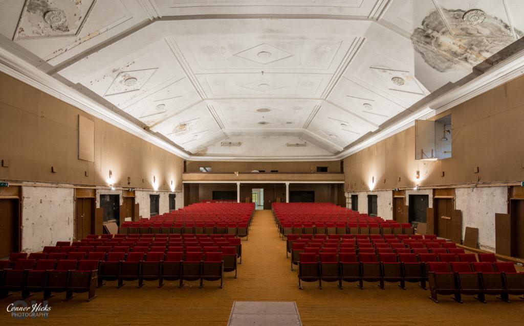 Haus Der Offiziere germany theatre 1024x638 Haus Der Offiziere, Germany (Permission Visit)