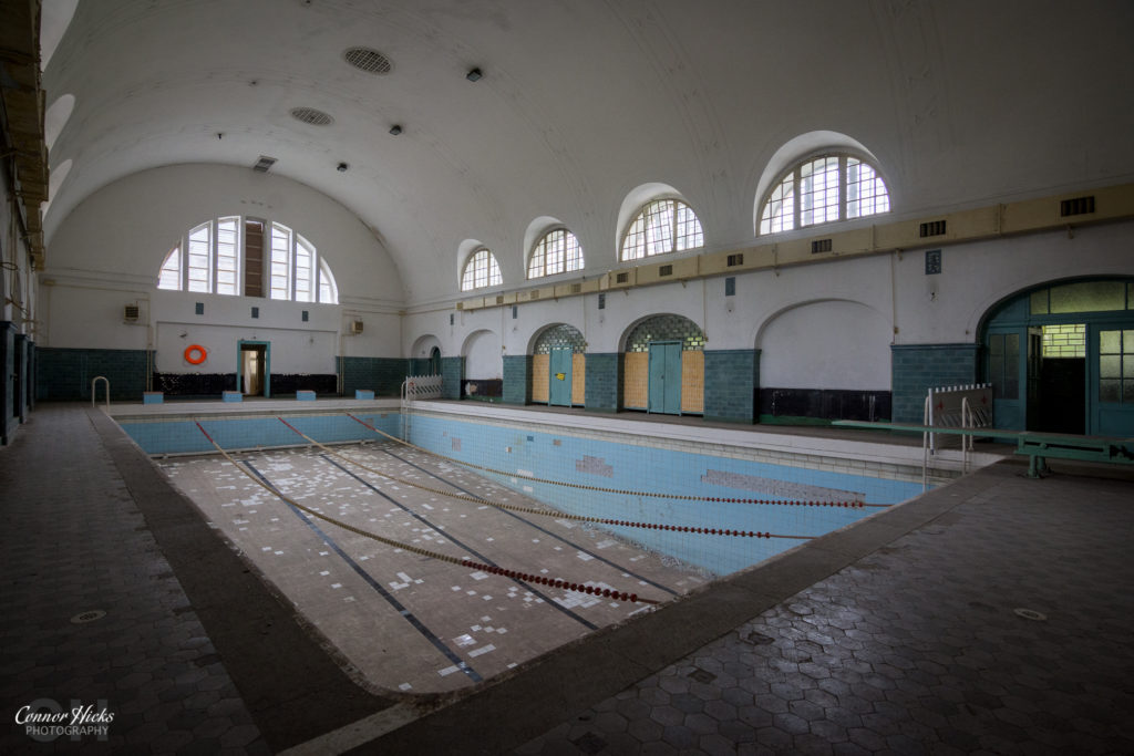 Haus Der Offiziere swimming pool germany 1024x683 Haus Der Offiziere, Germany (Permission Visit)