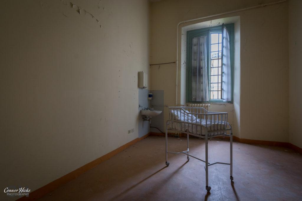 Italy Urbex Manicomio Voghera 1024x683 Manicomio Di Voghera, Italy