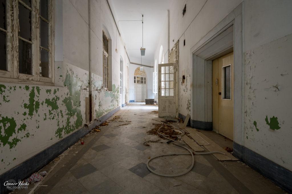 Urbex Ospedale Psichiatrico Di Q 1024x683 Ospedale Psichiatrico Di Q, Italy