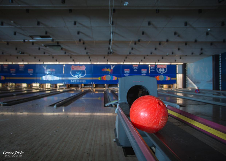 bowling world belgium urbex