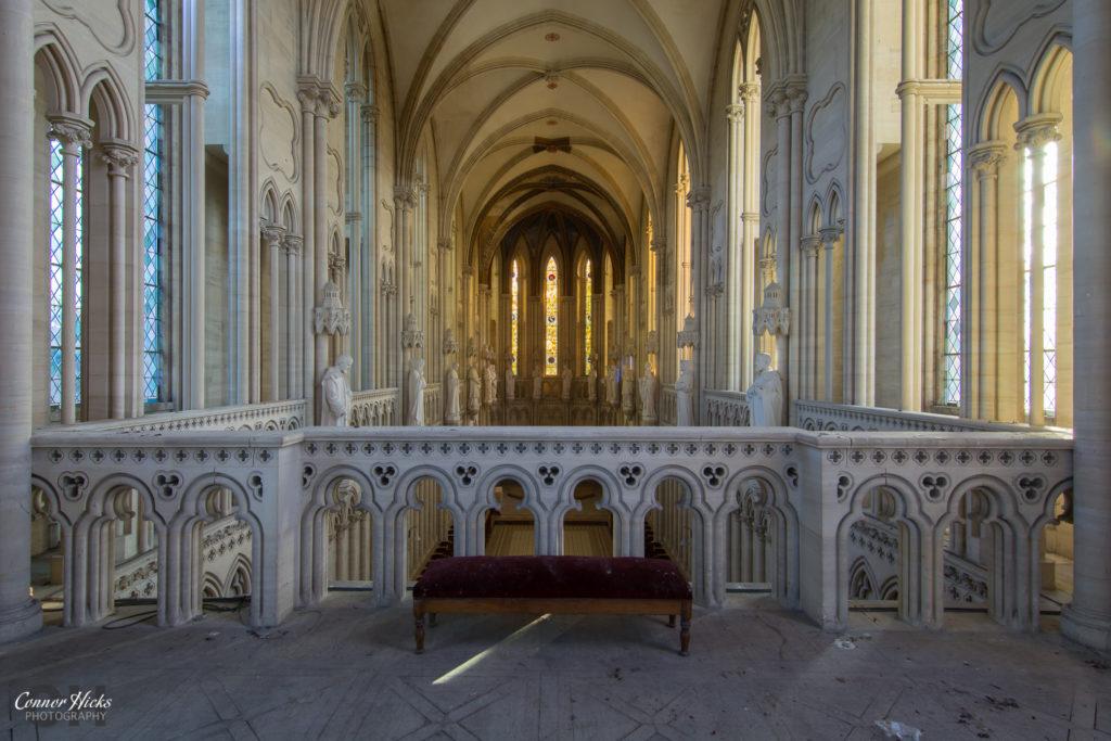 chapelle des pelotes urbex 1024x683 Chapelle Des Pelotes, France