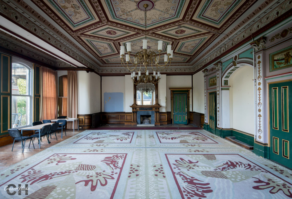 malsis hall mansion school urbex yorkshire 1024x697 Malsis School, North Yorkshire