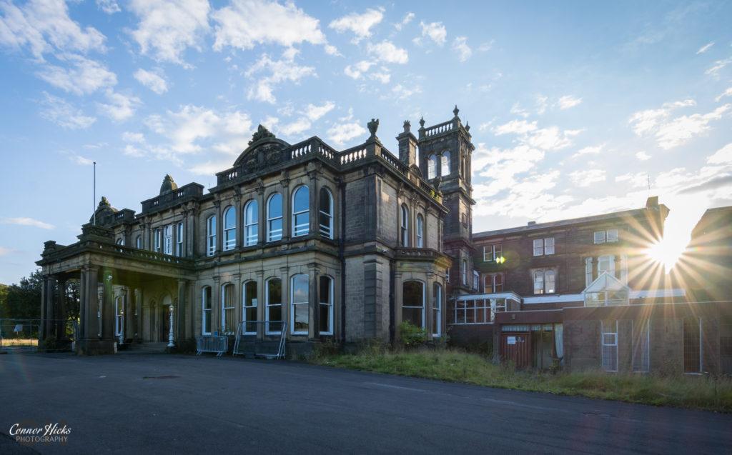 malsis school hall mansion urbex 1024x637 Malsis School, North Yorkshire